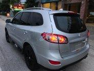 Bán Hyundai Santa Fe SLX năm sản xuất 2009, màu bạc, xe nhập giá cạnh tranh giá 645 triệu tại Hà Nam