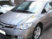 Cần bán Honda Civic 2.0AT sản xuất năm 2007, màu bạc xe gia đình giá 339 triệu tại Hà Nội