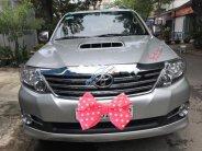 Cần bán xe Toyota Fortuner 2.5G MT sản xuất năm 2016, màu bạc giá 890 triệu tại Đà Nẵng