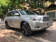 Bán ô tô Toyota Highlander Limited đời 2007, màu bạc, nhập khẩu nguyên chiếc giá 760 triệu tại Hà Nội