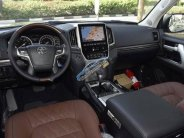 Bán xe Toyota Land Cruiser VXR 4.6 V8 năm 2016, màu đen, xe nhập giá 5 tỷ 800 tr tại Hà Nội