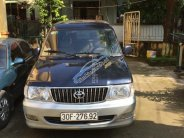Bán Toyota Zace GL đời 2002, màu xanh lam, giá 180tr giá 180 triệu tại Hà Nội
