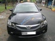 Bán Honda Civic 1.8 AT năm 2011, màu đen chính chủ giá 485 triệu tại Tp.HCM