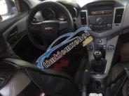 Cần bán xe Chevrolet Cruze đời 2011, màu đen  giá 300 triệu tại Nghệ An