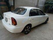 Cần bán gấp Daewoo Lanos đời 2001, màu trắng giá 80 triệu tại Hà Nội