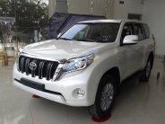 Toyota Prado 2.7 VX 2018, màu trắng, nhập khẩu nguyên chiếc, giao ngay, hỗ trợ vay trả góp tới 85% giá 2 tỷ 340 tr tại Hà Nội