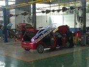 Cần bán lại xe Daewoo GentraX 1.2L AT sản xuất 2010, màu đỏ, nhập khẩu chính chủ giá 255 triệu tại Tp.HCM