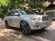 Bán ô tô Toyota Highlander V6 năm sản xuất 2007, màu bạc chính chủ giá 760 triệu tại Hà Nội