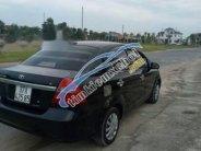 Bán ô tô Daewoo Gentra đời 2010, màu đen chính chủ, giá tốt giá 185 triệu tại Nghệ An