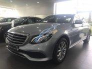 Bán xe Mercedes E200, đăng ký đầu tiên 06.2018, mới 99% chưa sử dụng, màu bạc xanh giá 2 tỷ 79 tr tại Tp.HCM