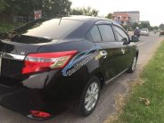 Cần bán Toyota Vios G 2016, màu đen như mới giá 530 triệu tại Vĩnh Phúc