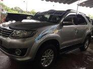 Cần bán xe Toyota Fortuner năm 2013, màu bạc, giá chỉ 669 triệu giá 669 triệu tại Đồng Nai