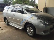 Cần bán xe Toyota Innova G đời 2010, màu bạc còn mới giá 390 triệu tại Đắk Lắk