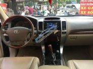 Bán Toyota Prado GX sản xuất 2007, màu đen, nội thất màu kem bơ giá 765 triệu tại Hà Nội