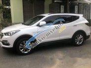 Bán Hyundai Santa Fe 2017, màu trắng, giá 830tr giá 830 triệu tại Đà Nẵng