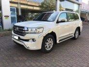 Bán Toyota Land Cruiser 4.5V8 năm sản xuất 2016, màu trắng giá 4 tỷ 980 tr tại Hà Nội