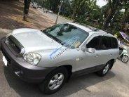 Cần bán lại xe Hyundai Santa Fe Gold đời 2005, màu bạc số tự động, 320tr giá 320 triệu tại Hà Nội