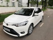 Bán ô tô Toyota Vios E số sàn 2016, màu trắng giá 467 triệu tại Tp.HCM