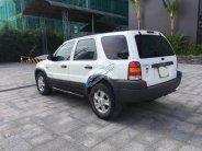 Cần bán lại xe Ford Escape XLT 3.0 sản xuất 2002, màu trắng chính chủ giá 156 triệu tại Hà Nội