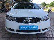 Cần bán Kia Forte SX 1.6 MT đời 2012, màu trắng giá 393 triệu tại Hà Nội