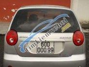 Bán xe Chevrolet Spark Van sản xuất 2011, màu bạc giá 118 triệu tại Đồng Nai