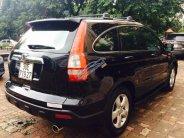 Cần bán xe Honda CR V 2.0 2008, màu đen, nhập khẩu chính chủ giá 515 triệu tại Hà Nội