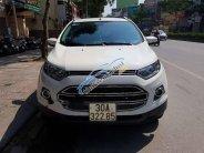 Bán xe Ford EcoSport 1.5Titanium đời 2014, màu trắng chính chủ giá 510 triệu tại Hà Nội