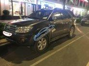 Bán xe Toyota Fortuner 2.7AT sản xuất năm 2010, màu xám chính chủ giá 520 triệu tại Hà Nội