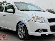 Bán Chevrolet Aveo 1.4 ltz đời 2018, màu trắng giá 480 triệu tại Hà Nội