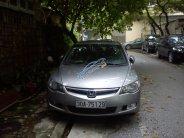 Cần bán Honda Civic 2.0 AT đời12/ 2007, màu xám bạc, giá 365tr giá 365 triệu tại Hà Nội