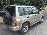 Bán xe Suzuki Vitara 2003 màu ghi hồng, số sàn, hai cầu giá 167 triệu tại Tp.HCM