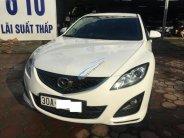 Cần bán lại xe Mazda 6 2.0 sản xuất 2011, màu trắng, nhập khẩu, giá tốt giá 545 triệu tại Hà Nội