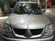 Tôi cần bán xe Mitsubishi Jolie 2.0 MPI, màu vàng cát, sản xuất 2005, số sàn giá 210 triệu tại Hà Nội