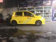 Bán xe Kia Morning EX 1.1 MT Sport đời 2010, màu vàng, côn số ngọt giá 170 triệu tại Hải Phòng