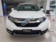 Cần bán gấp Honda CR V CRV 1.5L đời 2018, màu trắng, xe nhập giá 1 tỷ 83 tr tại Hà Nội