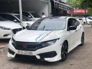 Cần bán Honda Civic 1.5 Tubor L 2017, màu trắng, nhập khẩu Thái đẹp như mới giá 899 triệu tại Hà Nội