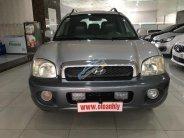 Cần bán xe Hyundai Santa Fe 2.0AT 2004, màu bạc, nhập khẩu nguyên chiếc giá cạnh tranh giá 285 triệu tại Phú Thọ