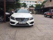 Cần bán xe Mercedes C300 AMG 2016, xe cực đẹp 1 chủ từ đầu, sơn trắng nội thất đen giá 1 tỷ 660 tr tại Hà Nội