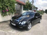Cần bán xe Mercedes E200 năm 2008, màu đen, 470 triệu giá 470 triệu tại Hà Nội