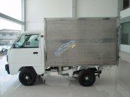 Bán Suzuki Carry Truck thùng kín 550kg, giá 267 triệu, tặng 100% trước bạ, quà tặng khác, LH 0938474345 giá 267 triệu tại Tp.HCM