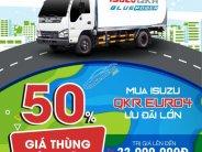 Bán Isuzu QKR khuyến mãi 50% thùng nhà máy xe có liền giá 503 triệu tại Tp.HCM