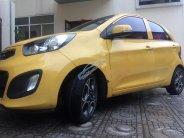 Bán xe Kia Morning 1.0 AT năm sản xuất 2011, màu vàng, nhập khẩu nguyên chiếc Hàn Quốc giá 310 triệu tại Bắc Ninh