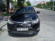 Bán ô tô Toyota Vios E sản xuất năm 2015, màu đen, xe đẹp giá 465 triệu tại Hải Phòng