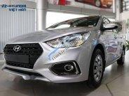 Cần bán xe Hyundai Accent đời 2018, màu bạc giá 425 triệu tại Tp.HCM