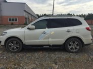 Bán Hyundai Santa Fe 2.2L 4WD 2010, màu trắng, nhập khẩu, máy còn zin giá 700 triệu tại Bắc Ninh