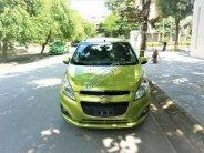Cần bán xe Chevrolet Spark LTZ 2015, màu xanh lục giá cạnh tranh giá 299 triệu tại Hà Nội