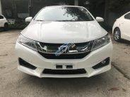 Bán ô tô Honda City đời 2017, màu trắng, giá 555tr giá 555 triệu tại Hà Nội