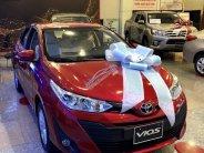 Toyota Vios 1.5E 2019, tặng bảo hiểm thân xe+gói bảo dưỡng trong suốt 20.00km, hỗ trợ trả góp với lãi suất 0.325% giá 569 triệu tại Tp.HCM