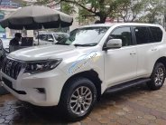 Bán ô tô Toyota Prado VX 2.7L năm sản xuất 2018, màu trắng, nhập khẩu giá 2 tỷ 340 tr tại Hà Nội