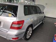 Cần bán xe Mercedes-Benz GLK Class đời 2009 màu bạc, 1 tỷ 060 triệu giá 1 tỷ 60 tr tại Tp.HCM